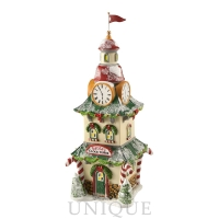 Department 56 North Pole Clock Tower