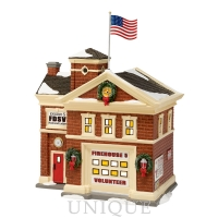 Department 56 Firehouse No. 5