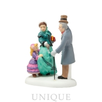 Department 56 Scrooge's Merry Christmas