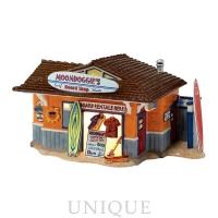 Department 56 Moondoggie's Board Shop