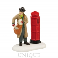 Department 56 Devon Postmaster