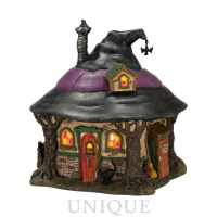 Department 56 Hilda's Witch Haunt