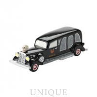 Department 56 Sell Your Soul, Hearse