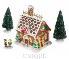Department 56 Mrs. Claus' Cookie Supplies
