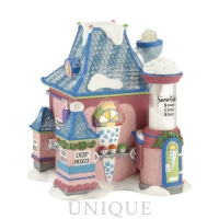 Department 56 Snowflake's Snow Cone Shop
