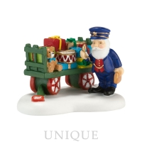 Department 56 Christmas Toys On Schedule