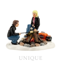 Department 56 Harley Campfire
