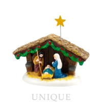 Department 56 Snow Village Nativity