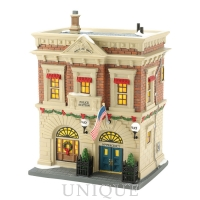 Department 56 Precinct 56 Police Station