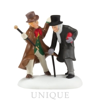 Department 56 Christmas a Humbug, Uncle