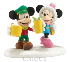 Department 56 Mickey & Minnie's Date Night