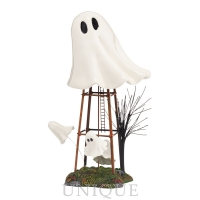 Department 56 Haunted Water Tower