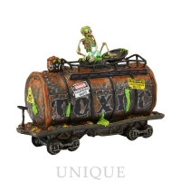 Department 56 Toxic Waste Car