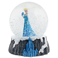 Department 56 Elsa Water Globe
