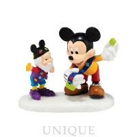 Department 56 Pin Trading With Mickey