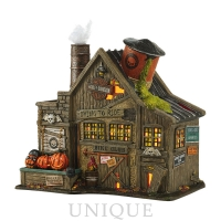 Department 56 H-D® Ghost Riders' Club