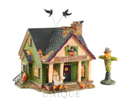 Department 56 The Scarecrow House