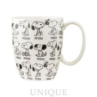 Department 56 Anniversary Snoopy Mug