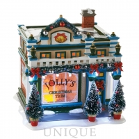 Department 56 Snow Village, Sounds Of Xmas