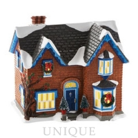 Department 56 Gothic Revival Farmhouse