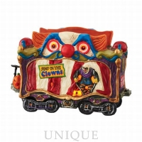 Department 56 Creepy Clown Car