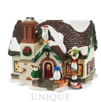 Department 56 The Penguin House
