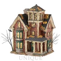 Department 56 Ghastly's Haunted Villa