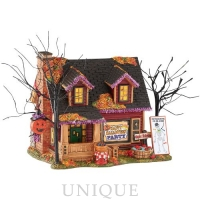 Department 56 Halloween Party House
