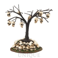 Department 56 Skull Tree