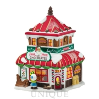 Department 56 North Pole, Christmas Sweets