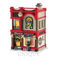 Department 56 Snow Village, Christmas Sweets