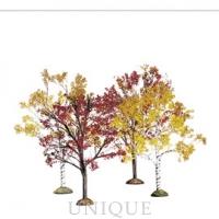 Department 56 Village Autumn Trees