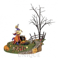 Department 56 Halloween Rat Race