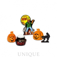 Department 56 Halloween Accessory Set