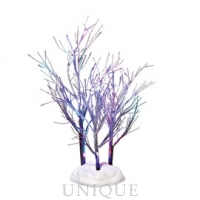 Department 56 Lighted Fresh Frost Trees