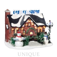 Department 56 The Snowman House