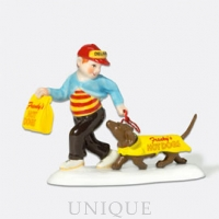 Department 56 Weiner Dogs To Go
