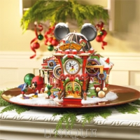 Department 56 Mickey Mouse Watch Factory
