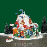 Department 56 North Pole Snow Bank