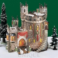 Department 56 Heathmoor Castle