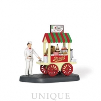 Department 56 Ferrara's Bakery Cart