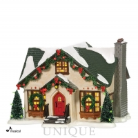 Department 56 Dancing Lights House