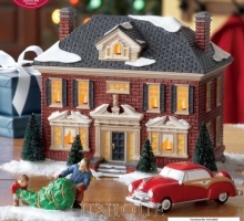 Department 56 Richmond Holiday House