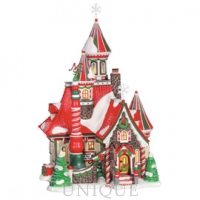Department 56 The North Pole Palace