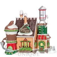 Department 56 Cocoa Chocolate Works