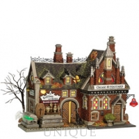 Department 56 Croak-N-Haggard Mortuary