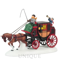 Department 56 Crowntree Coach
