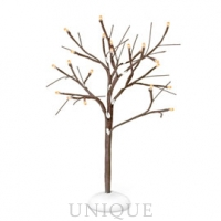 Department 56 Twinkling Bare Branch Tree