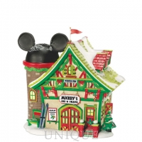 Department 56 Mickey's Ski and Skate