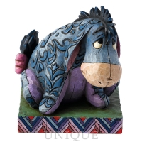 Jim Shore Heartwood Creek Eeyore - True Blue Companion